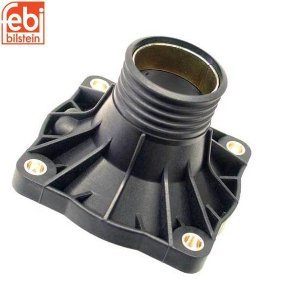 Bmw E32 E34 E38 Thermostat Housing Plastic Fiber Material Febi 1 Rhebay: Bmw E38 Thermostat Location At Gmaili.net