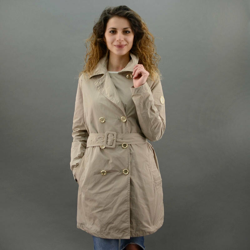 Conte of Florence TRENCH COTONE MORGAN Beige mod. MOR-347