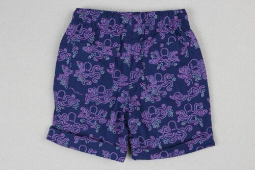 /& 5T 3T NWT Cat /& Jack Boys 3D Octopus Print Pull on Blue Shorts Sizes 12 Mths