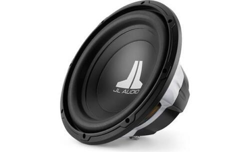 """JL Audio 12W0v3-4 1-Way 12"""" Car Subwoofer SVC 4-Ohm 600W 12W0v3 NEW IN BOX"""