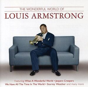 Louis-Armstrong-What-a-Wonderful-World-New-CD-England-Import
