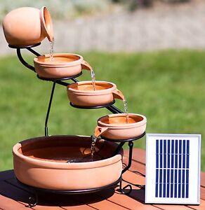 Fontane da giardino cascata d acqua esterno vasi a fontana - Fontane a cascata da giardino ...