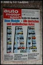 AMS Auto Motor Sport 19/73 * Panther J72 BMW 2002 tii Alpina Bitter CD
