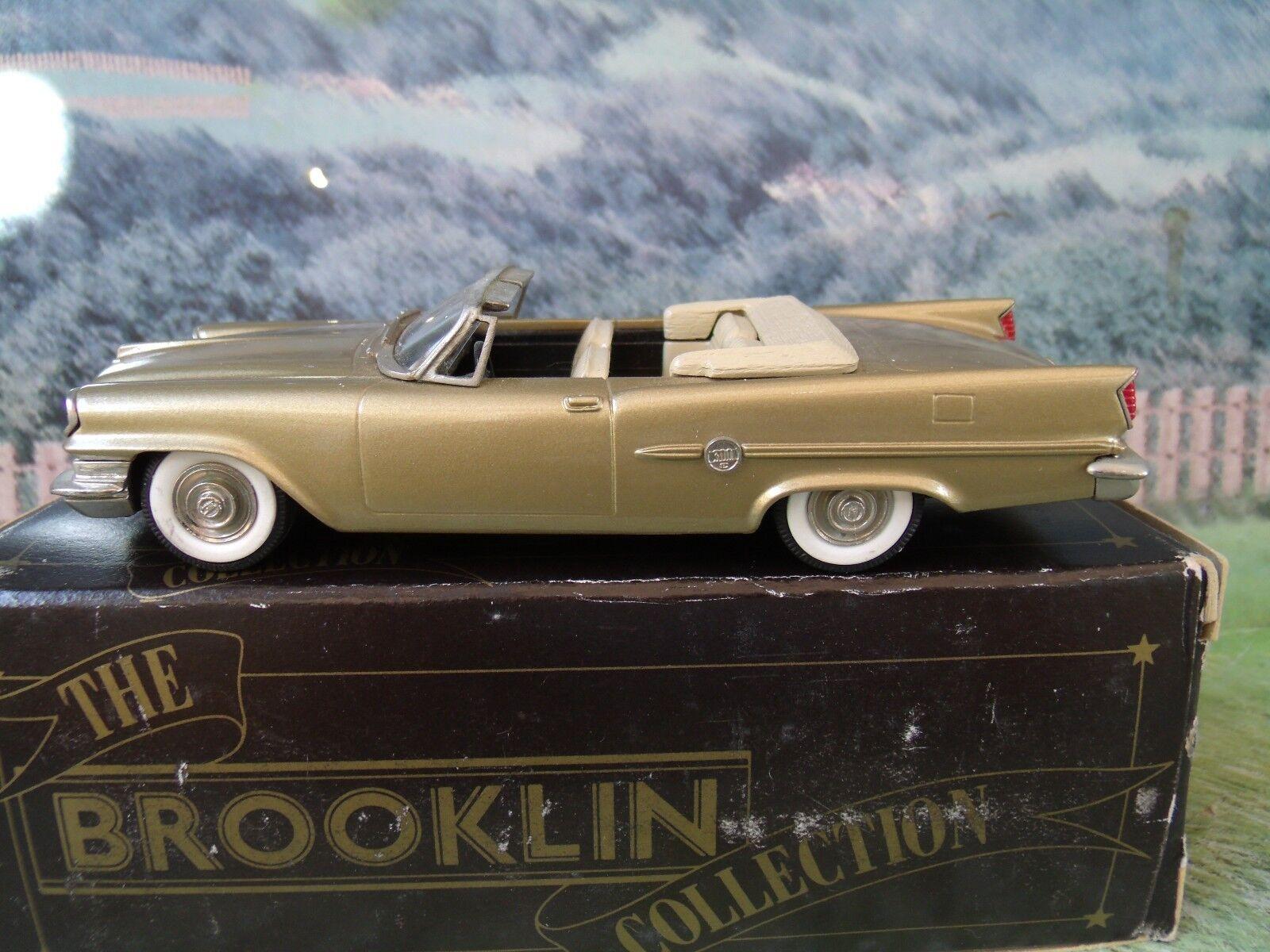 1 43 BROOKLIN MODELS 1959 Chrysler 300E