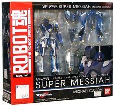 Robot Soul Spirits Tamashii 046 Macross F VF-25G Super Messiah Action Figure