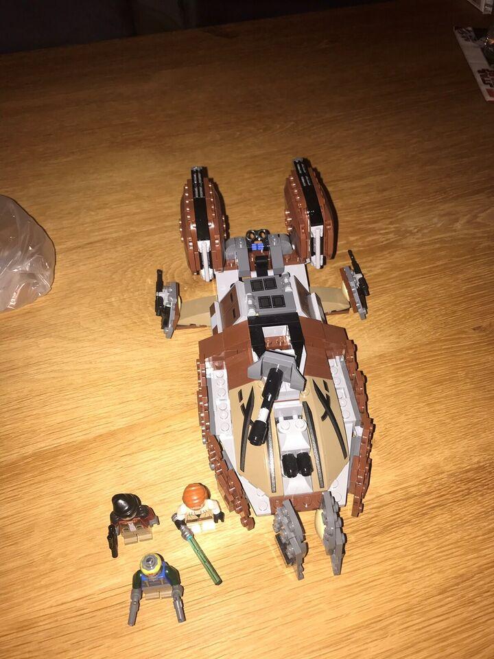 Lego Star Wars, 7753