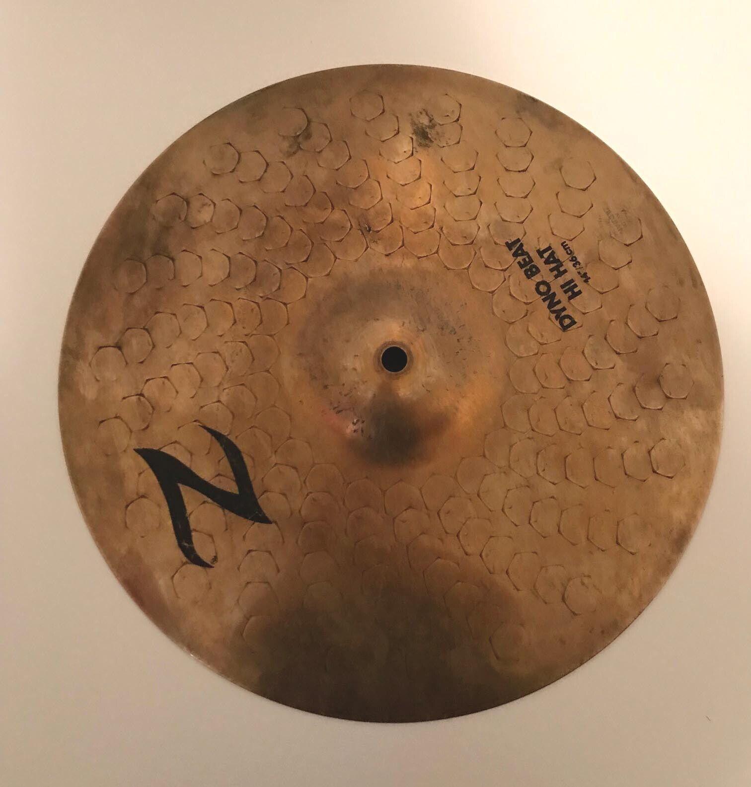 Zildjian 14  Dyno Beat Hi Hat