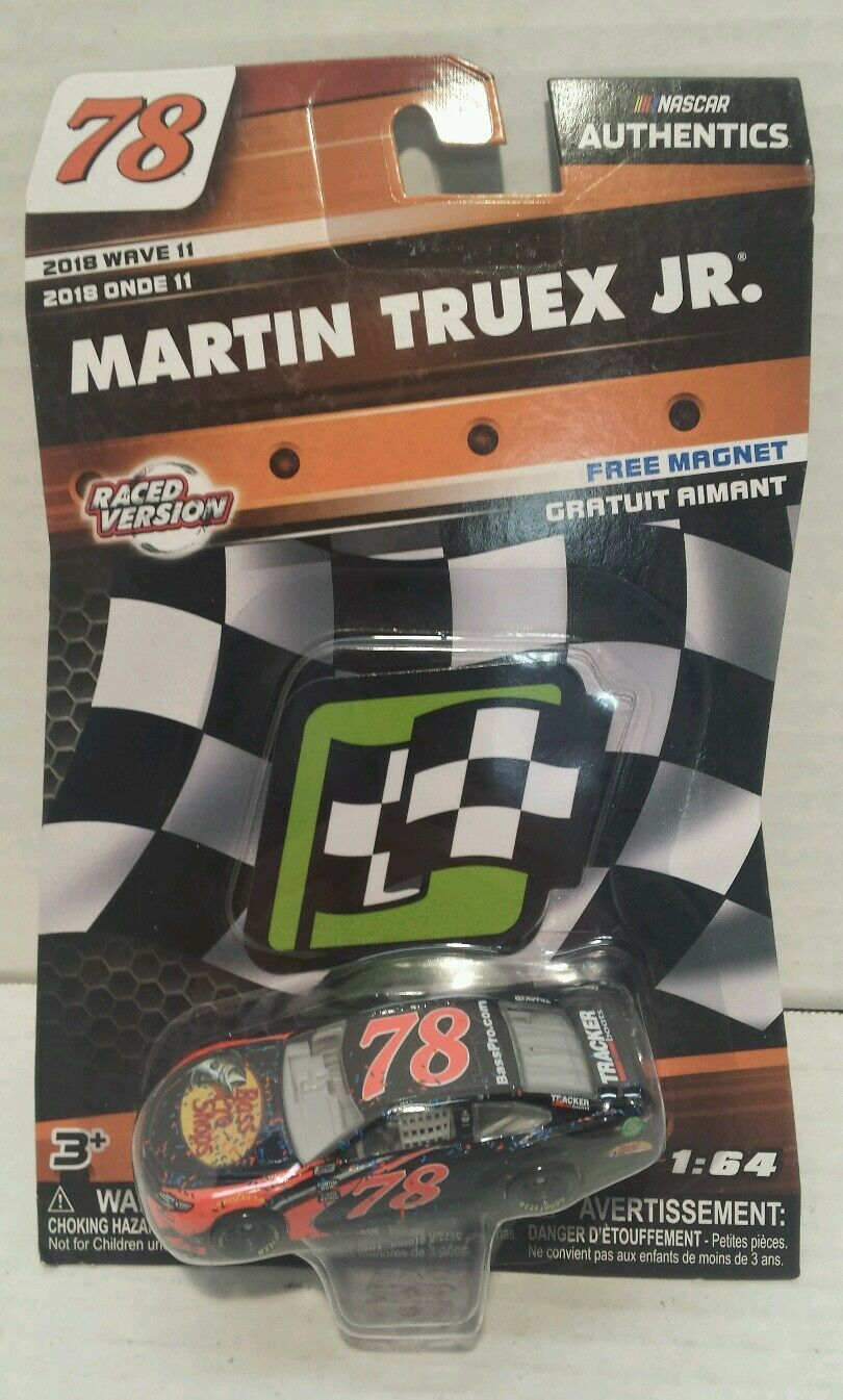 NASCAR Authentics Martin Truex Jr. Raced Version