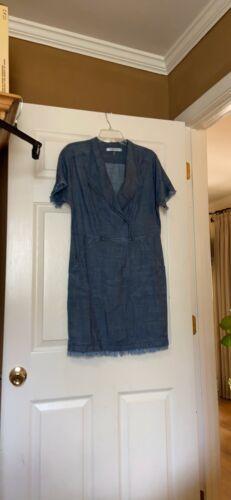 Trina Turk chambray dress—sz XS