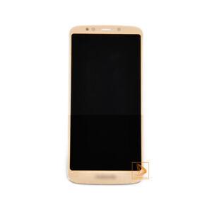 Gold For Motorola Moto G6 Play XT1922 LCD Display + Touch Screen Digitizer #DD