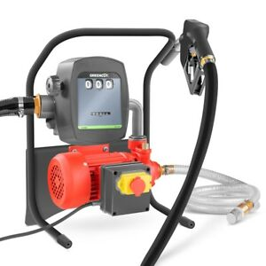 Pompe a carburan, gasoil puissance 600W -GREENCUT