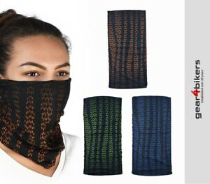 Oxford Comfy Haste Neck Tube x 3 pack Motorcycle Scarf Face Mask
