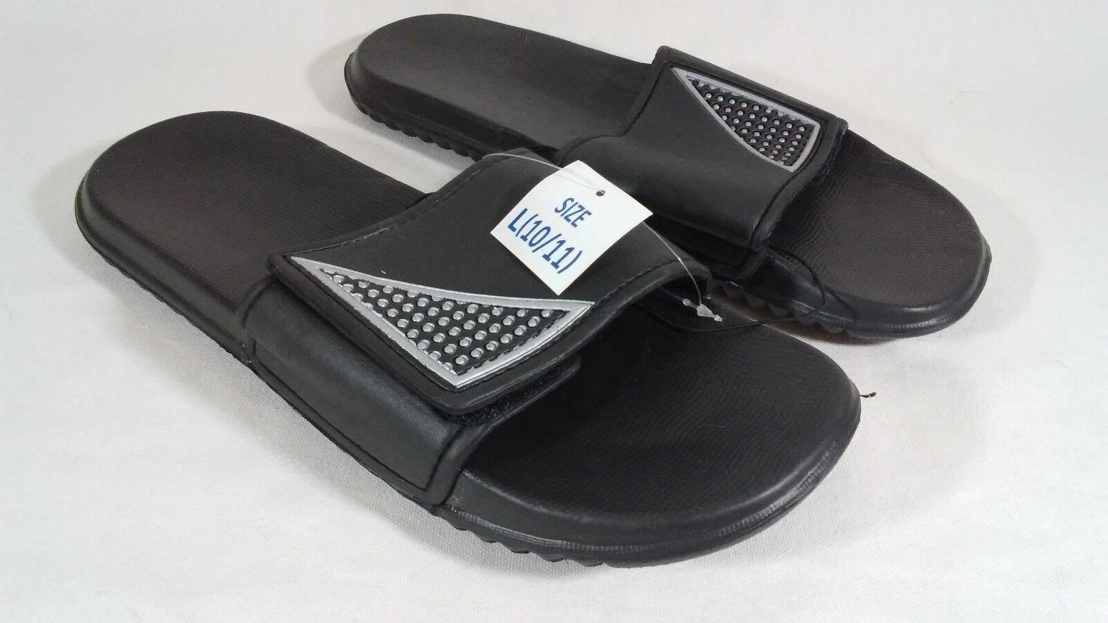 Slip On Shoes Sport Sandals Slide on Shoes On Flip-Flops Shower Slipper Large 10/11 5127 3adb8b