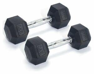 2x10kg *LAST SET! Immediate Dispatch* *NEW* Men's Health Rubber Weight Plates