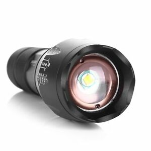 Proxinova-Police-LED-Torch-Tactical-6000LM-CREE-XML-T6-Zoomable-Lamp-18650-AAA