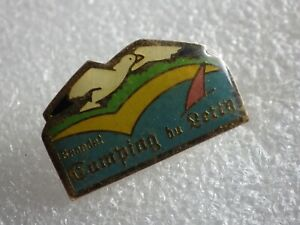 Pin-039-s-Vintage-Collector-Pins-Collection-Adv-Camping-Lot-PO98