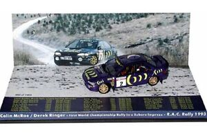 Trofeu-AME03-Subaru-Impreza-modelo-Colin-McRae-Rac-Rally-Coche-Set-Rally-1993-1-43