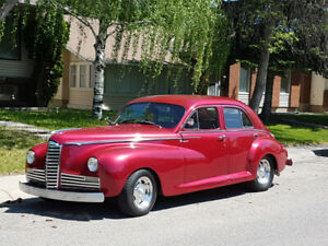 "1947 Packard Clipper Resto Mod ""The Pack Rat"""