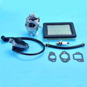 Image Is Loading Carburetor Air Fuel Line Filter Ignition Coil Kit