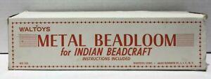 METAL BEAD LOOM for Indian Beadcraft by Waltoys
