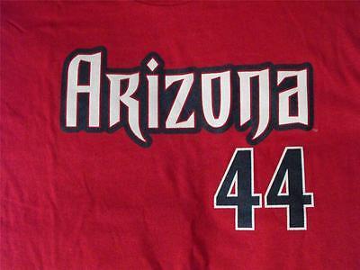 New-flawed Arizona Diamondbacks Paul Goldschmidt #44 Jugendliche L T-shirt 57pq Fanartikel Sport