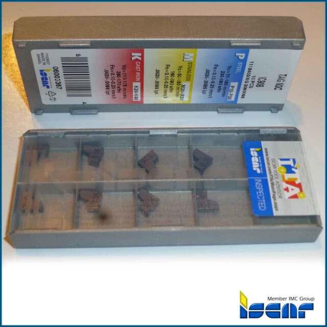 ISCAR TAG N5C  IC808-10 Inserts