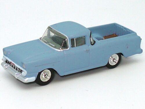 1961 Model Holden EK Ute Wedgwood Blue 1:87 HO Gauge Scale Diecast Metal Replica