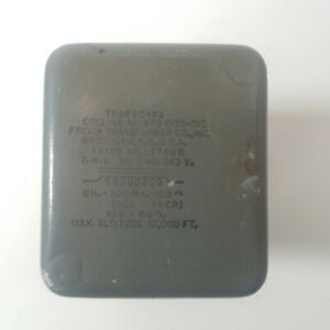 Freed Transformer TF1RX01GA Power Transformer NEW