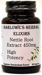 NETTLE-ROOT-HI-POTENCY-EXTRACT-Slows-Binding-Stearate-Free-Bottled-in-Glass