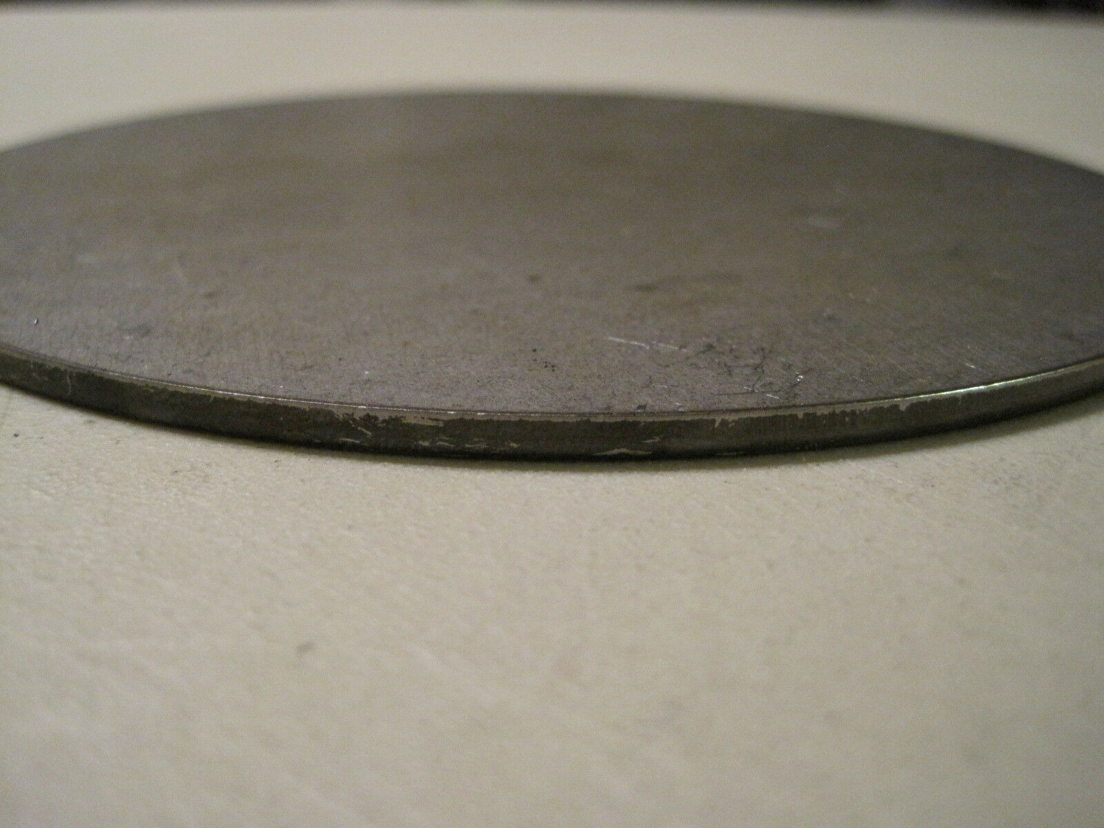 "Round 1//8/"" Steel Plate 20.25/"" Diameter Circle .125 A36 Steel Disc Shaped"