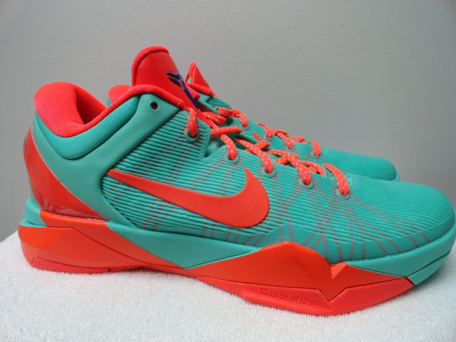 Nike zoom kobe Vll 7BARCELONA BARCA size 9.5