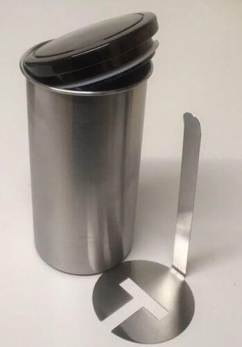 CHG Kaffeepad-Dose mit Lifesystem Neu und OVP