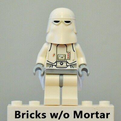E-11 Blaster Leg Armor /& Backpack LEGO® STAR WARS™ 75049 SNOWTROOPER™ Minifig