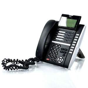 Details about NEC DT800 Series ITZ-32DG-3 (BK) TEL Model IZV  (XDG)W-3Y(BK)VoIP Desktop Phone