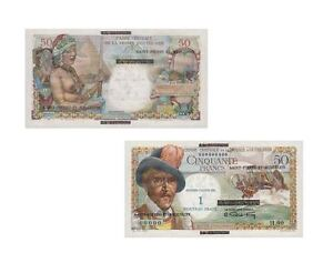 Guadeloupe 1 Franc 1884 Reproductions UNC