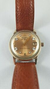 Bulova-mens-watch-automatic-30-jewel-rare-collector-watch-M6-made-in-US