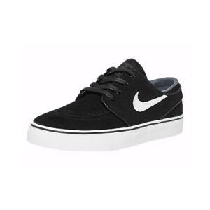 best service 7f502 dd943 Image is loading Nike-SB-Zoom-Stefan-Janoski-333824067-black