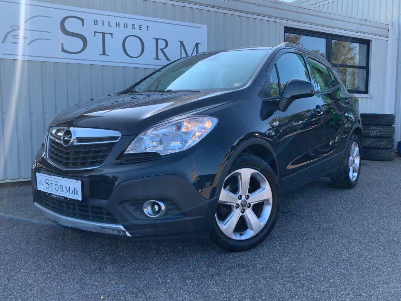 Opel Mokka 1,6 Enjoy eco 5d - 109.900 kr.