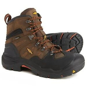 keen leather work boots