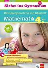 Sicher ins Gymnasium Mathematik 4. Klasse (2016, Set mit diversen Artikeln)