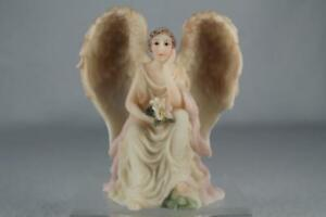 Seraphim-Angels-039-Ophelia-039-Angel-Beautiful-Subtle-Colors-63659-New-In-Box