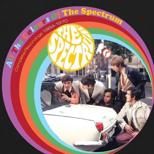 Espectro, la - Todo el Colores de la Spectru Nuevo CD