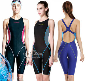 5d1b3f51e1f4d Image is loading Yingfa-Girls-One-Piece-Technical-Racing-Training-Swimwear-