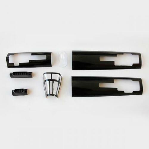 DYNAM P61 Black Widow pièces en plastique Set