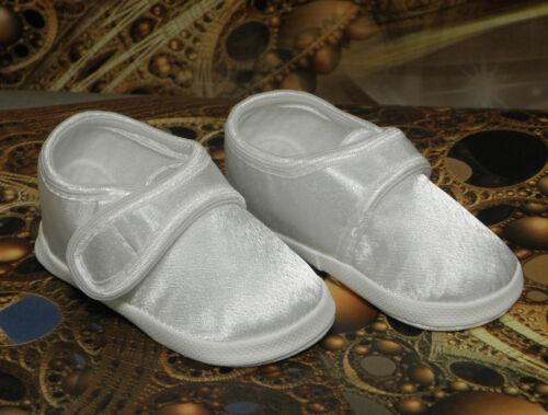Taufschuhe Taufe Babyschuhe Sandalen weiss 10,11,12,13 OM-005