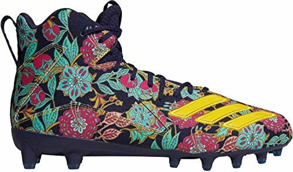 Adidas Men's Freak X Carbon domeniche Miglior Mid  Football Cleats  confortevole