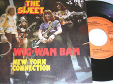 "7"" - The Sweet Wig Wam Bam & New York Connection - 1972 MINT # 1523"
