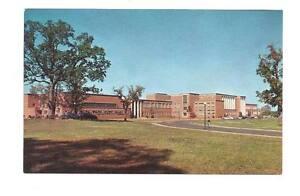 LYNCHBURG-VA-EC-Glass-High-School-Vtg-1950-039-s-Cars-PC