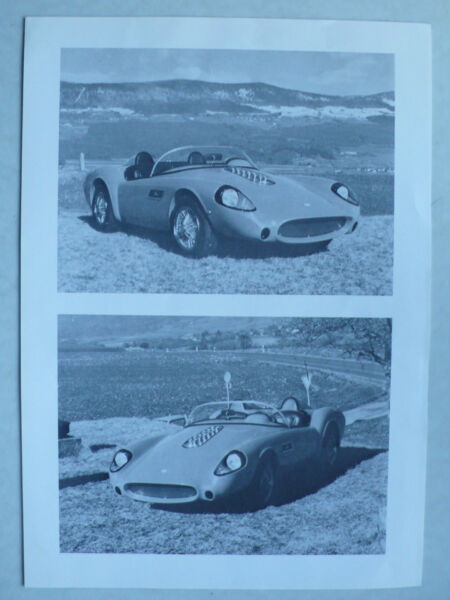 100% Vero Prospetto Sbarro Testa Rossa (baby), Circa 1981, 2 Pagine Smoothing Circulation And Stopping Pains