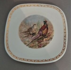 Plate-Earthenware-Decor-Hunting-Longchamp-The-50